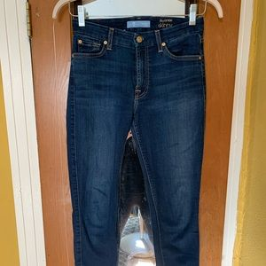 Citizens of Humanity b(air) ankle skinny jeans